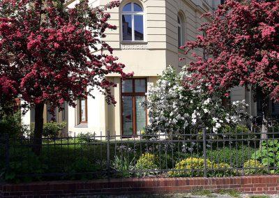 Gartenpflege in Berlin: Ansbacher Straße in Schöneberg