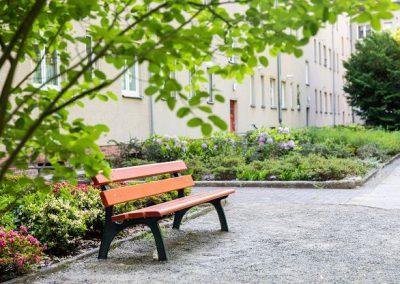 Gartenpflege: Kissingerstraße